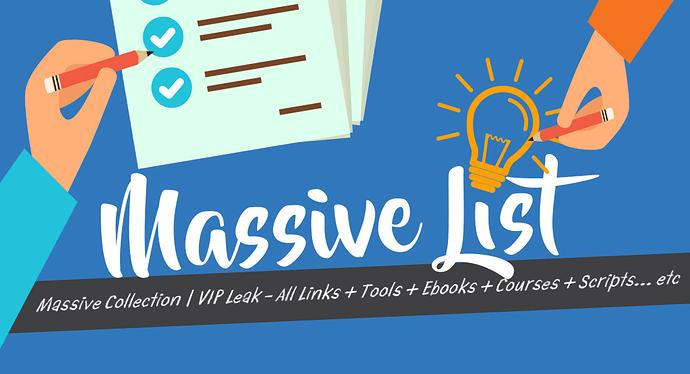 onehack.us - Massive Collection - VIP Leak - All Links + Tools + Ebooks + Courses + Scripts... etc