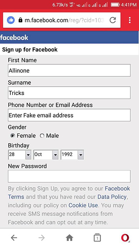 Trick-To-Create-Unlimited-facebook-Account-Without-New-Phone-number