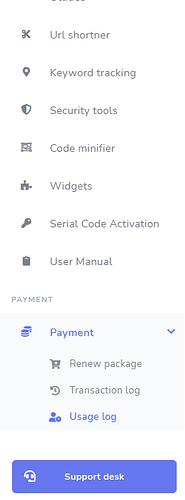 Seonify user