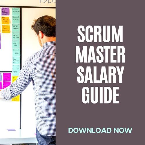Scrum Master Salary Guide1