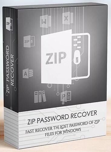 ZIP Password Recover PRO