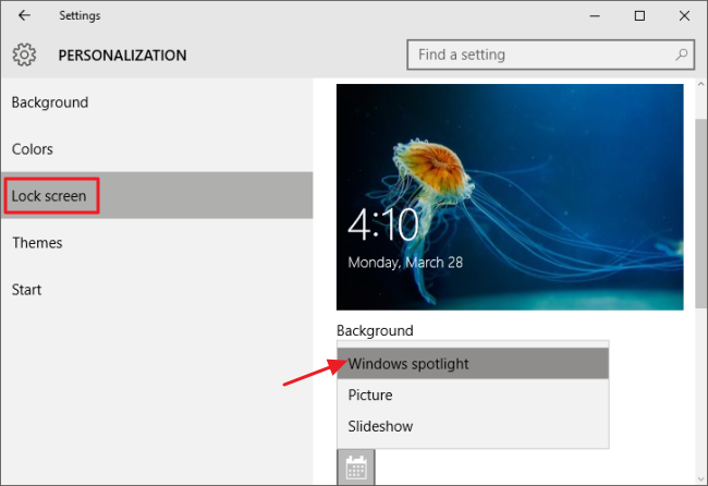 Tutorial] How To Get & Save Windows 10's Lock Screen