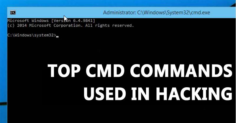 CMD-COMMANDS