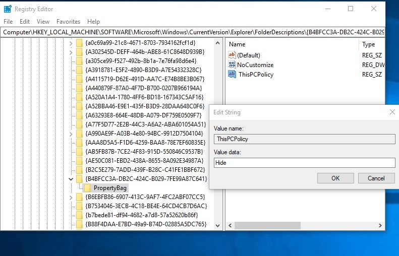 Hide-Folders-From-This-PC