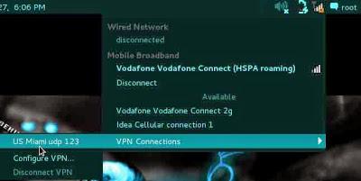 Kali Linux VPN 5