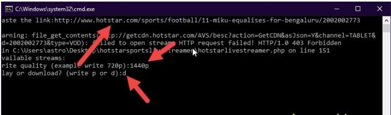 downloader-Hotstar-video
