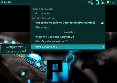 Kali Linux VPN 6 10