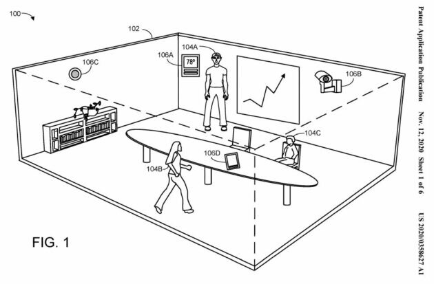 Microsoft Also Patented Tech to Score Meetings Using Filmed Body Language, Facial Expressions